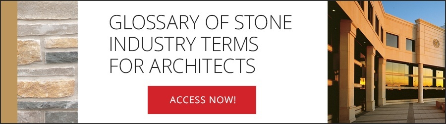 Glossary of Stone Industry Terms