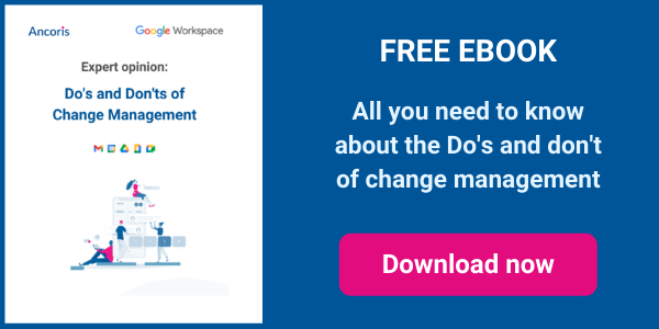 Top tips for successful change management