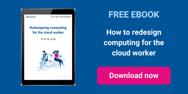 Download our free guide to redesigning computing for the cloud worker.