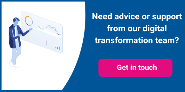 Contact Ancoris digital transformation specialists
