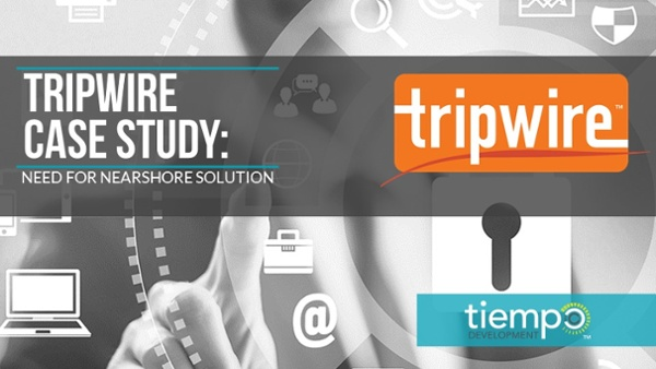 Tripwire Case Study - Need for Nearshore Solution
