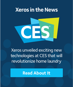 Xeros at CES