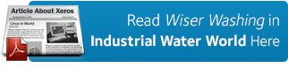 Xeros Polymer Bead Technology Featured in Industrial Water World