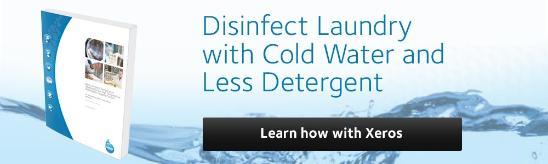 Xeros Hygiene Control Temperature Washing Data Sheet