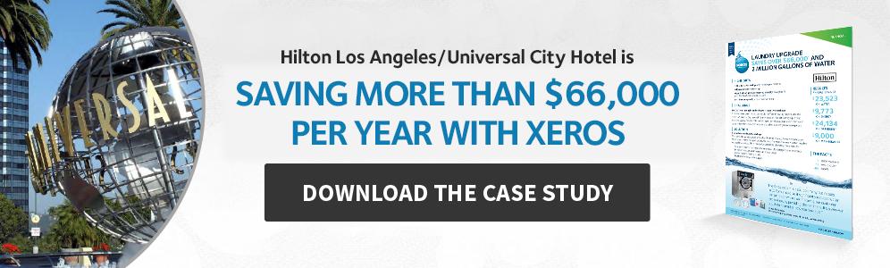 Hilton LA Laundry Case Study