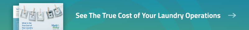 See the true cost of your laundry operations.