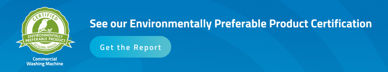 See our environmentally preferable product certification. Get the Report.