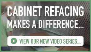 Cabinet Refacing Video Series