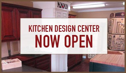 Kitchen Design Center Now Open