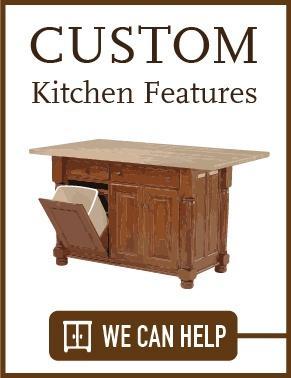 Custom Kitchen Features