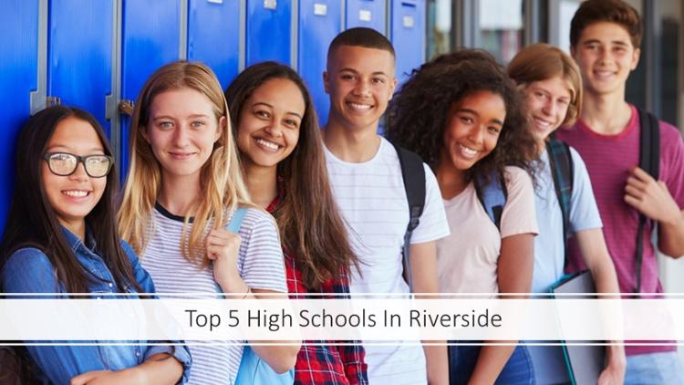 Top Schools in Riverside