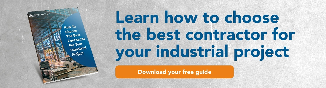 How To Choose the Best Contractor for Your Industrial Project
