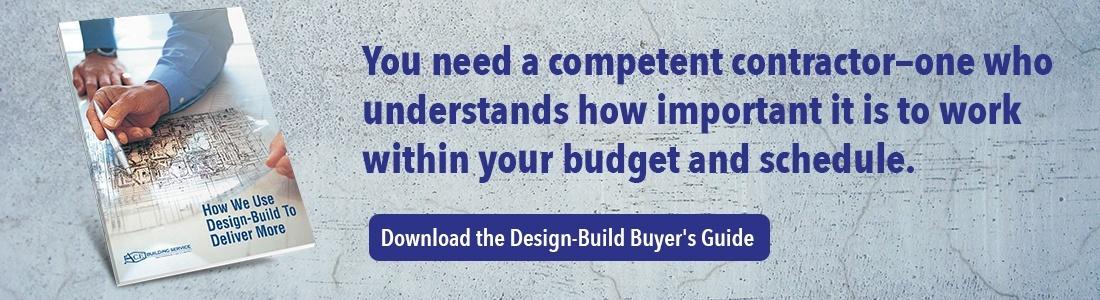 Design-Build Buyer's Guide | ACE Building Service