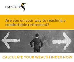Calculate your wealth index now