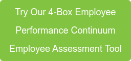 Try Our 4-Box Employee  Performance Continuum  Employee Assessment Tool