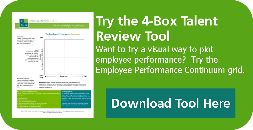 Free Talent Review Tool