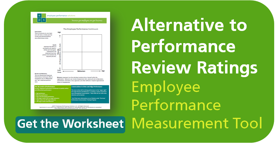 Measuring Employee Performance Tool