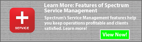 Spectrum Service Management