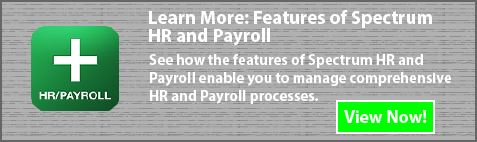 Spectrum HR and Payroll