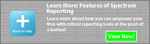 Spectrum Reporting Features