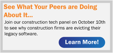 Join the construction tech panel on September 12th!