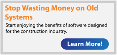saas construction software