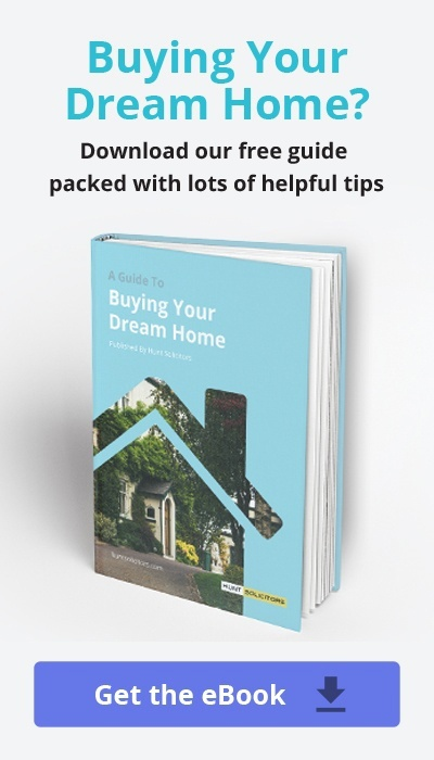 Hunt Solicitors Home Buyers Guide sidebar CTA