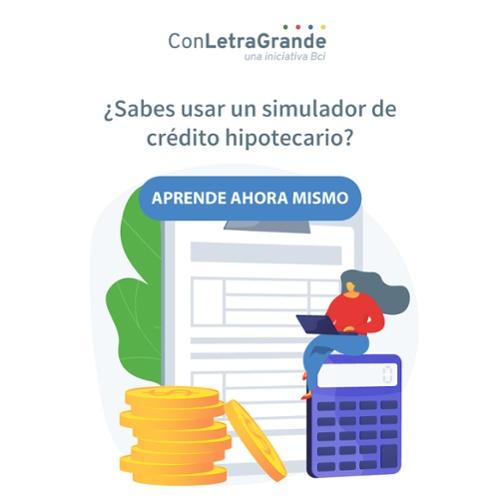 Aprende a usar simulador de crédito hipotecario_A