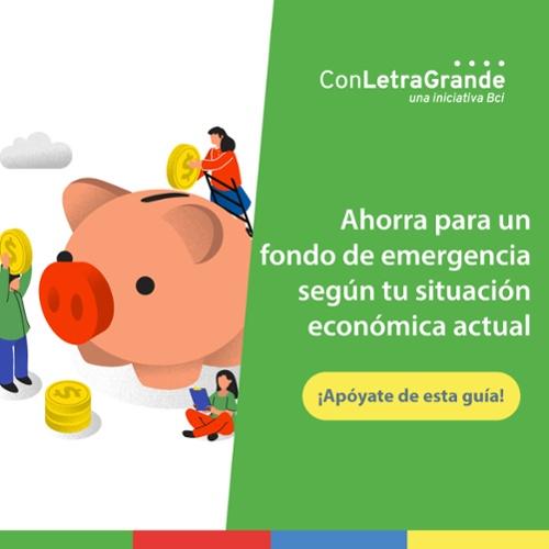 Sabes cómo crear un fondo de emergencia y cuánto dinero ahorrar en él?