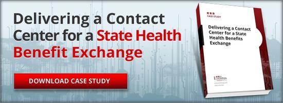 Eventus Solutions Group, Health Benefits Exchange Contact Center