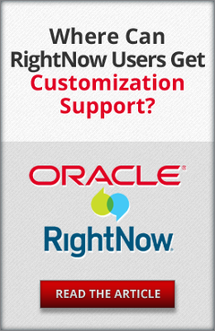 RightNow Support, Eventus Solutions Group