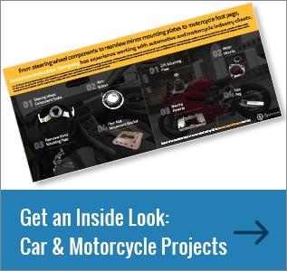 Get an Inside Look: Car & Motorcycle Projects