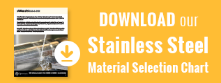 Material Selection Guide - Stainless Steel