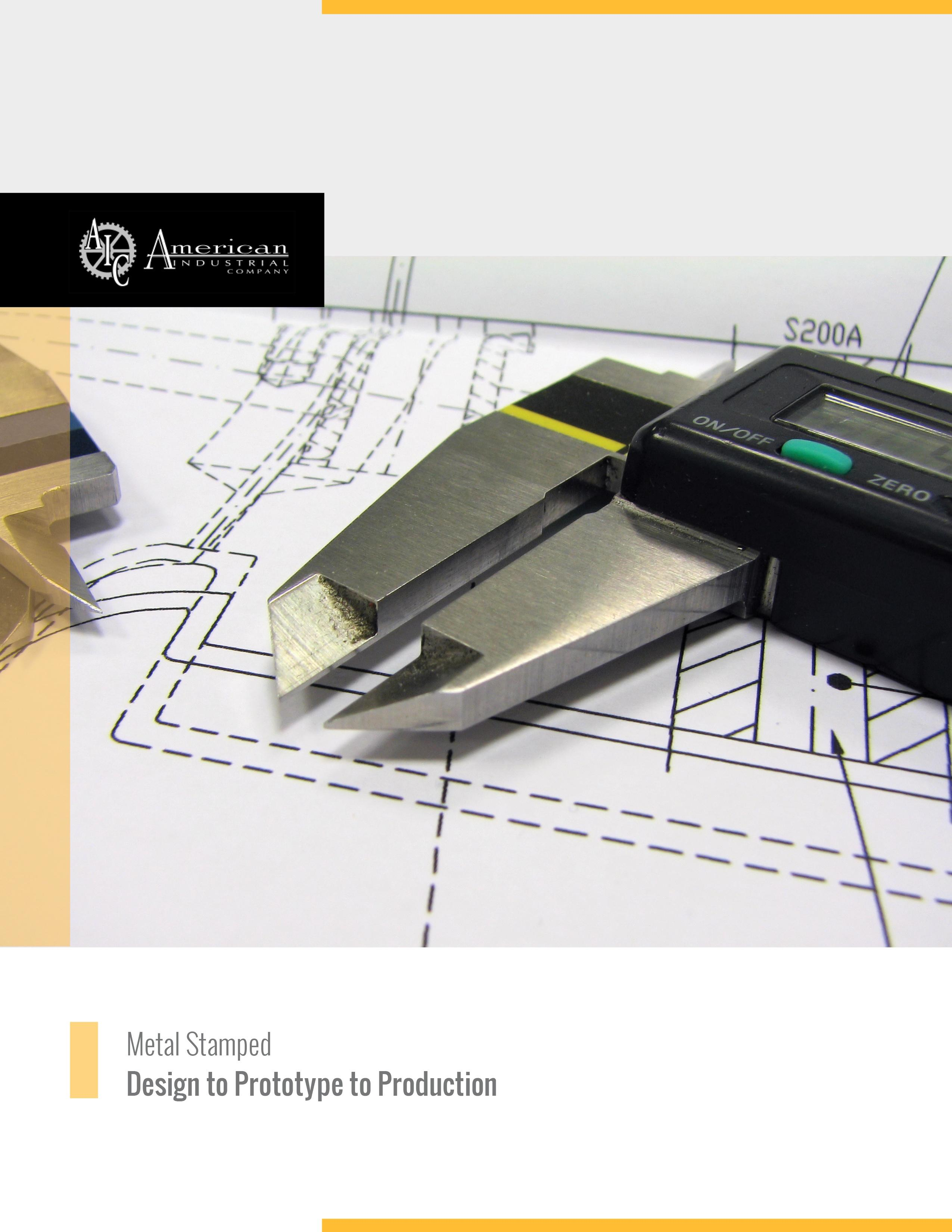 Understanding Metal Stamping: Design to Prototype to Production eBook