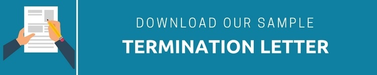 Download Our Sample Termination Letter Here!