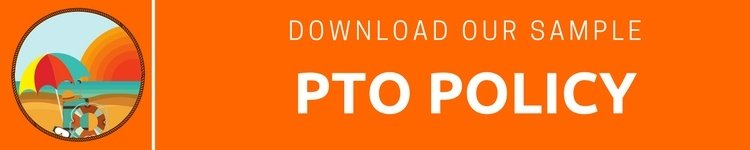 Download Our Sample PTO Policy Here!