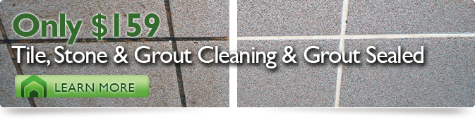 Tile/Grout Cleaning Coupon