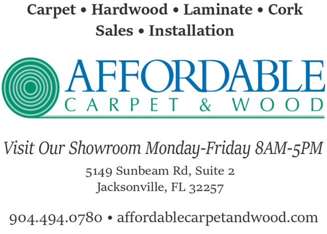 Affordable Carpet & Wood