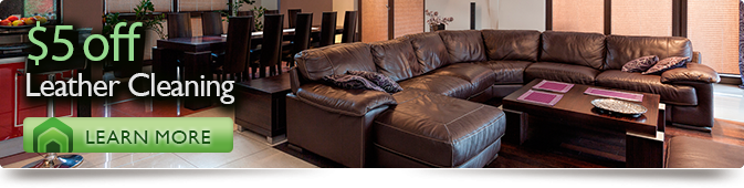 Jacksonville leather cleaning