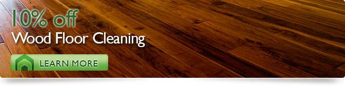Wood Floor Cleaning Coupon