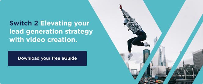 Download now: Elevating your lead generation strategy with video creation
