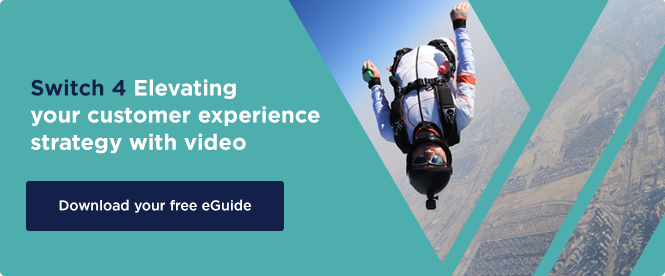 Download now: Elevating your customer experience strategy with video