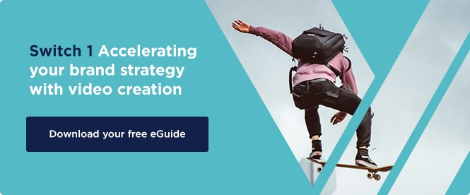 Download now: Accelerating your brand strategy with video creation