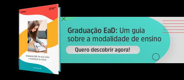 ebook - Graduacao EAD: Um guia sobre modalidade de ensino