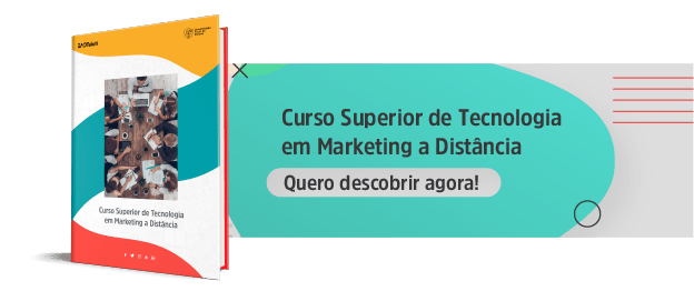 CTA E-book Curso Superior de Tecnologia em Marketing a Distância