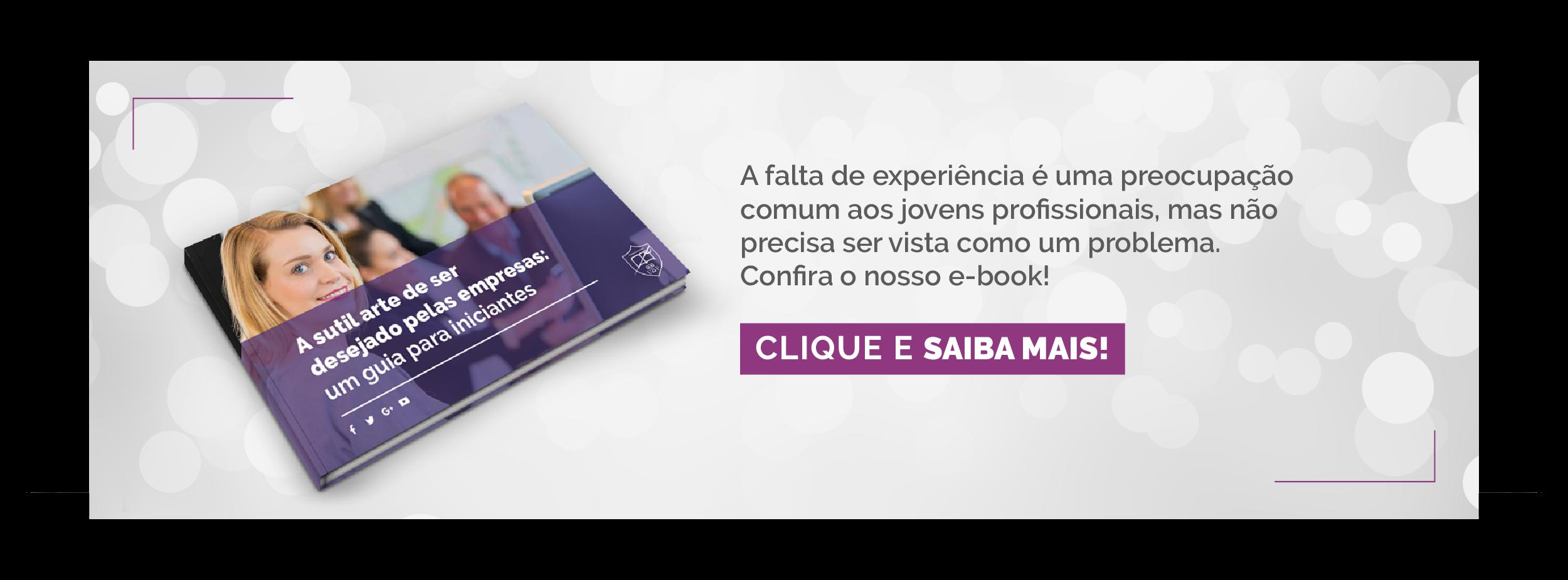 E-book - A sutil arte de ser desejado pelas empresas