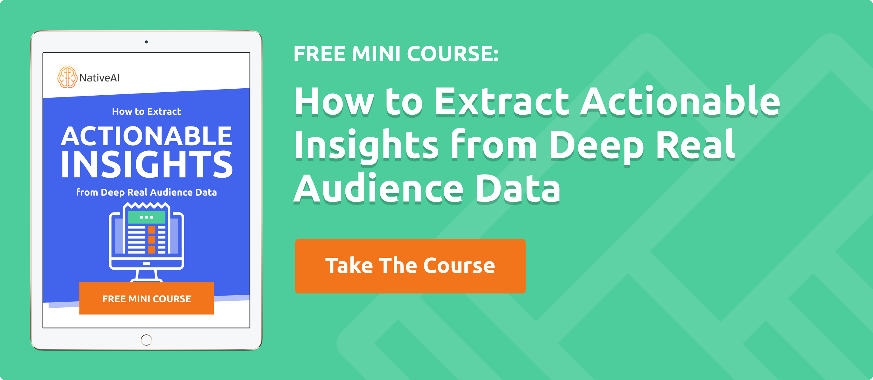 How to Extract Actionable Publishing Insights From Deep Audience Data