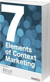7 Elements of Context Marketing