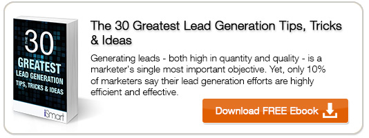 Ebook Download - 30 Greatest Lead Generation Tips, Tricks & Ideas