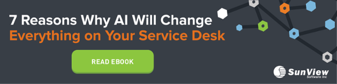 7 Reasons Why AI Will Change Everything on the Service Desk - offer